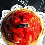 hanafru - 苺タルト2160円