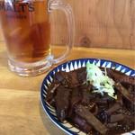 Nagoyamisodoteko - ウーロン茶とどて皿