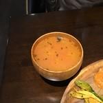67968638 - ダル ムング豆スープ