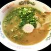 下町ラーメン わんたーれん - 料理写真:和歌山中華そば(醤油ベース豚骨醤油)