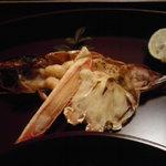 はやふね - 海老と蟹の焼き物