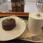 スターバックス・コーヒー - ケーキセット