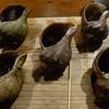 くし炉 番小屋 - 料理写真:名物 つぶの磯焼き