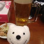 東池袋大勝軒 - ドリンク写真:生中 Beer on Tap at Taishoken, Yokohama West!♪☆(*^o^*)