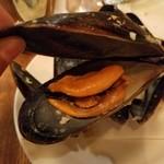 センバキッチン - プリプリなムール貝!
