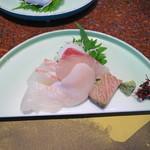 すし処 絲魚 - 刺身