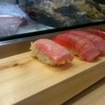 つきぢ神楽寿司 - 大とろ