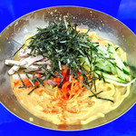 来来亭 - 料理写真:冷麺