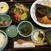 鮮菜家 - 料理写真:クロと厚揚げの煮物=980円