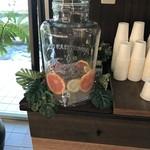 IWABA CAFE - ドリンクも美味しいね