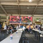 田子の浦港 漁協食堂 - もうすぐ終い時