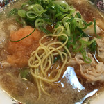 肉太郎 - 肉醤油ラーメン ☆★恒例☆麺ミセ♫★☆