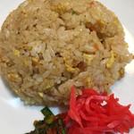 肉太郎 - ミニ焼飯(´∀`)