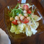 泰山木 - サラダ
