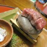 きらく懐石割烹 - 相州牛石焼