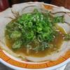 もっこす - 料理写真:中華そば750円