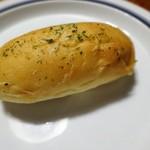ノーラン - 料理写真:青海苔風味の塩パン