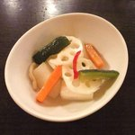プロント - 7種野菜のピクルス