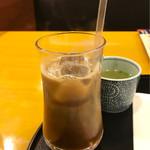 五右衛門 - ランチ アイスコーヒー +50円