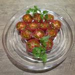 原宿 sora an - 干しトマトの塩カルパッチョ