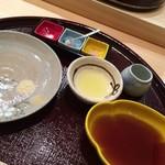 天麩羅 四季彩 村松 - 天ぷらセット