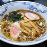 中華料理 海道 - ラーメン