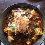 麺や 仁 - 麻婆カレーラーメン