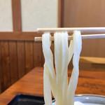 大島うどん - これまで何玉食べただろう…(^^;;