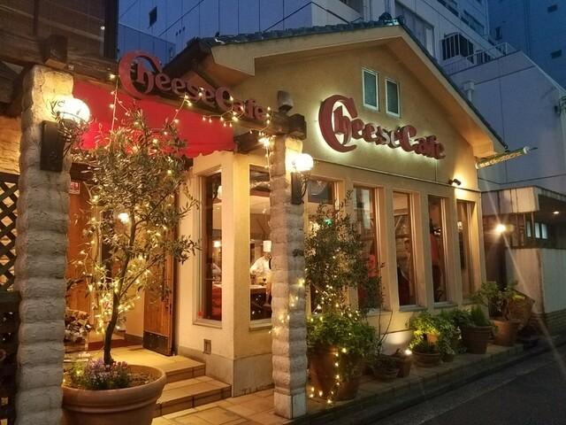 横浜チーズカフェ