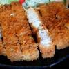 とまと - 料理写真:黒豚ロースカツ定食