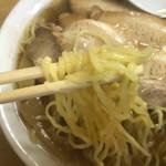 ラーメン 福助 - 麺リフト