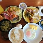 シェラトン 沖縄サンマリーナリゾート - 料理写真:2017年4月 朝食バイキング