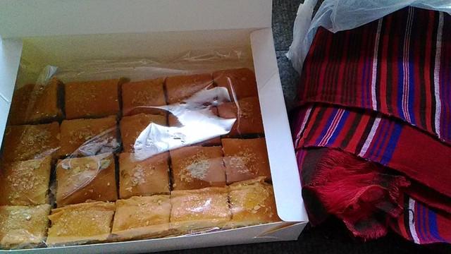 イシバシ工房 - バクラバ(アラブのお菓子)