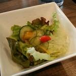 新宿マイバル - 【ランチ】セットのサラダ