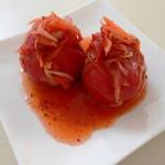 マイキムチ&コリアンデリ ハンアリ - フルーツトマトキムチ