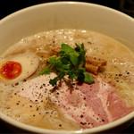 ラーメン専門店 拉ノ刻 - 料理写真:濃厚鶏白湯