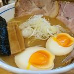 麺屋 はし本 - 特製らー麺 950円