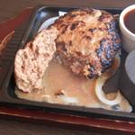 ロースト&グリル カルネ - 一気に溢れ出す肉汁