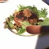 mare calmo - 料理写真:リッチに極める大人のハンバーグ(フォアグラ入り)