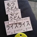 67999008 - 食券