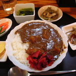 居酒屋樹林 - 料理写真:カレー定食(税込500円)