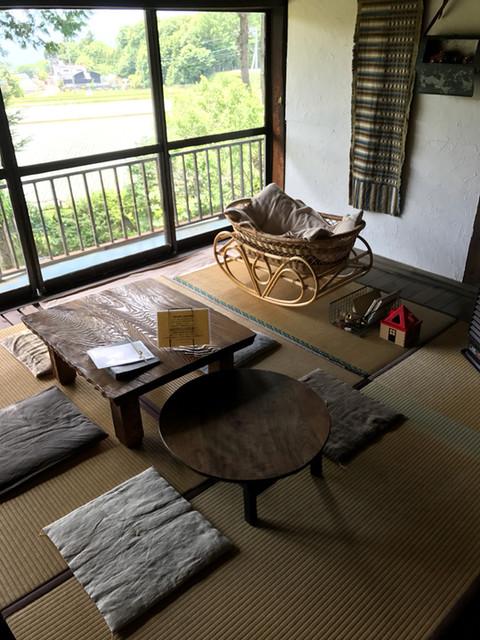 エンガワ カフェ - 二階個室