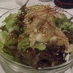 丸貴屋 - ☆チョレギサラダ…辛くないサラダ☆