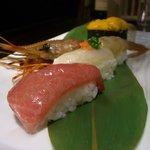 すし研究所 - 料理写真:一貫入魂の心意気で、極上の寿司を握ります