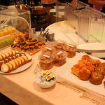スクエア - パンやスイーツも充実!手作りクッキーはお子様にも大人気!!
