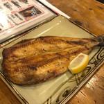 50円やきとり 豚゛竜 - シマほっけ