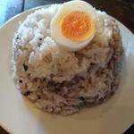 スープカレー ポニピリカ - 雑穀米大盛250g