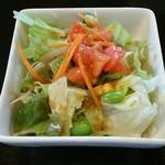 リングロード - セットのサラダ