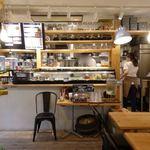 レインボウスパイス カフェチャイストール - 店内