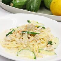 アクアマーレ - 6月のおすすめ食材ズッキーニのパスタ料理も人気です!